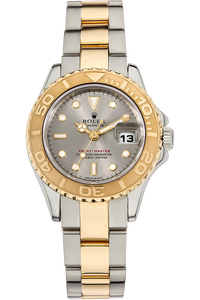 Yachtmaster  Yellow Gold and Stainless Steel Automatic