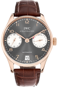 Portuguese 7 Days Limited Edition Rose Gold Automatic