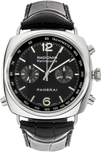 Radiomir Rattrapante Stainless Steel Automatic