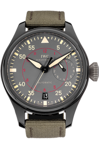 Big Pilot's Top Gun Miramar Ceramic and Titanium Automatic