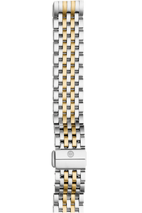 Deco II 16MM Mid Two-Tone 7-Link Bracelet