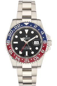 GMT-Master II White Gold Automatic