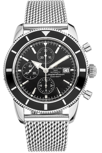 SuperOcean Heritage Chronograph 46 Stainless Steel Automatic