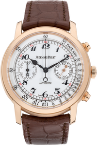 Jules Audemars Chronograph Rose Gold Automatic