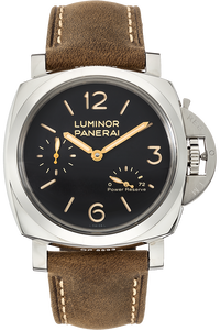 Luminor 1950 3 Days Power Reserve Stainless Steel Manual