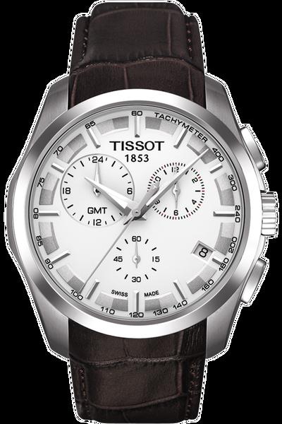 Couturier Quartz Chronograph GMT