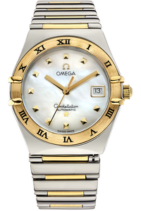 Constellation My Choice Yellow Gold and Stainless Steel