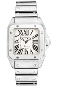 Santos 100 Stainless Steel Automatic