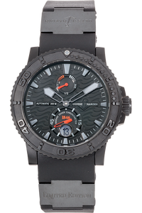 Marine Diver Black Ocean PVD Stainless Steel Automatic