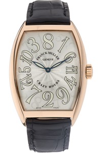 Crazy Hours Rose Gold Automatic