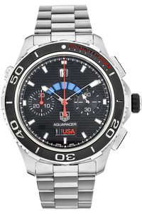 Aquaracer Team USA Limited Edition Stainless Steel Automatic