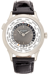 World Time Reference 5230 White Gold Automatic