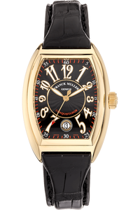 Conquistador Yellow Gold Automatic
