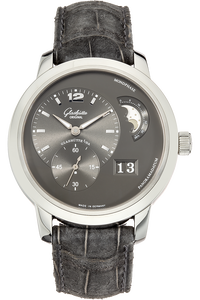 PanoMatic Lunar XL Stainless Steel Automatic
