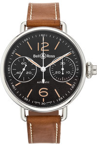 WW1 Monopusher Chronograph Stainless Steel Automatic