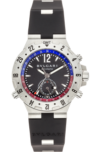 Diagono Professional GMT Stainless Steel Automatic