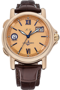 San Marco GMT Rose Gold Automatic