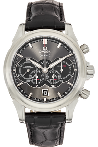 De Ville Chronograph Co-Axial 4-Counter Stainless Steel Automatic