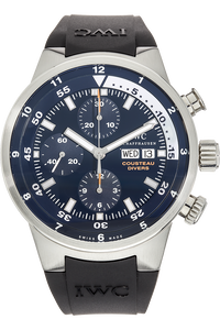Aquatimer Cousteau Divers Calypso Stainless Steel Automatic