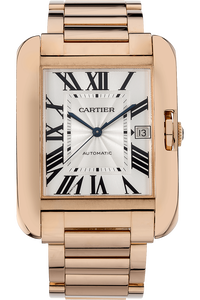 Tank Anglaise Rose Gold Automatic