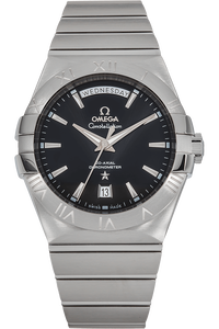 Constellation Co-Axial Day-Date Stainless Steel Automatic