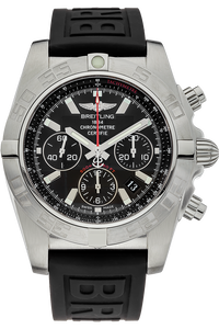 Chronomat 44 Flying Fish Stainless Steel Automatic