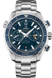 Seamaster Planet Ocean 600 M Omega Co-Axial Chronograph - 45MM