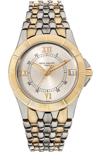 Neptune  Yellow Gold and Stainless Steel Automatic