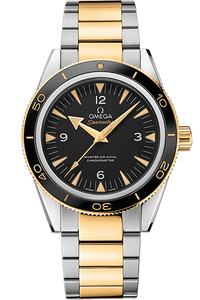 Seamaster 300 Master Co-Axial 41 MM