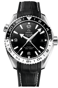 Seamaster Planet Ocean 600 M Omega Co-Axial Master Chronometer GMT - 43MM