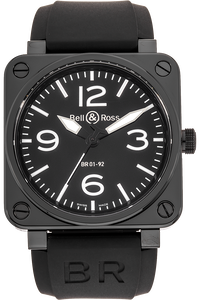BR 01-92 Ceramic and Stainless Steel Automatic