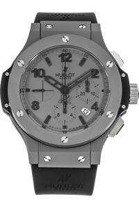 Tantalum and Big Bang Chronograph Titanium Automatic