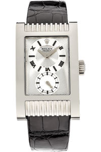 Cellini Prince White Gold Manual