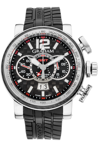 Silverstone Luffield GMT Limited Edition Stainless Steel