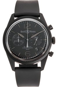 BR 126 Phantom PVD Stainless Steel Automatic