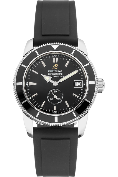 Pre Owned Breitling Superocean Heritage 38 A37320