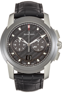 L-Evolution R Chronographe Titanium and Stainless Steel Automatic