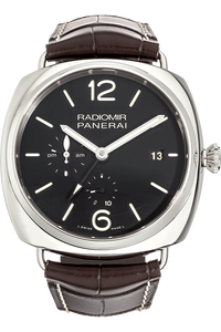 Radiomir 10 Days GMT Stainless Steel Automatic