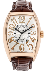 Cintree Curvex Relief Rose Gold Automatic