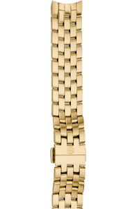 Belmore 18MM Gold 5-Link Bracelet