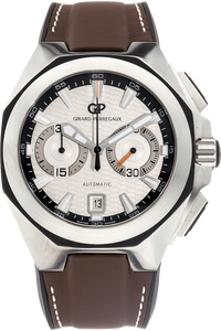 Chrono Hawk Stainless Steel Automatic