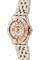 Galactic 30 Rose Gold and Stainless Steel Quartz