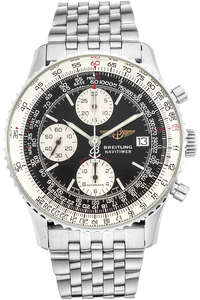 Navitimer Fighters Stainless Steel Automatic