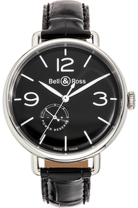 WW1-97 Reserve de Marche Stainless Steel Automatic