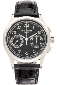 Chronograph Reference 5170 White Gold Manual
