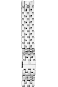 Belmore 18MM 5-Link Stainless Steel Bracelet