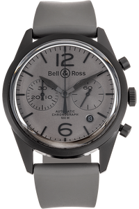 BR 126 Commando PVD Stainless Steel Automatic