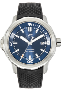 Aquatimer Expedition Jacques-Yves Cousteau Stainless Steel Automatic