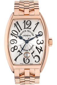 Cintree Curvex Rose Gold Automatic