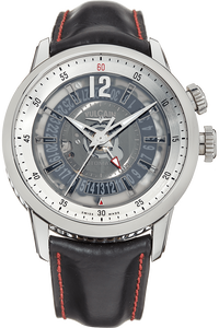 Anniversary Heart Stainless Steel Automatic